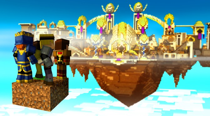 Ya está disponible el episodio 5 de Minecraft: Story Mode y aquí pueden ver el tráiler