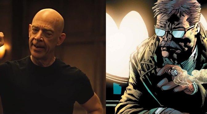 J.K. Simmons el nuevo Comisionado Gordon para Justice League