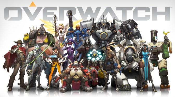 ¡Overwatch llegará en mayo con todo y beta!