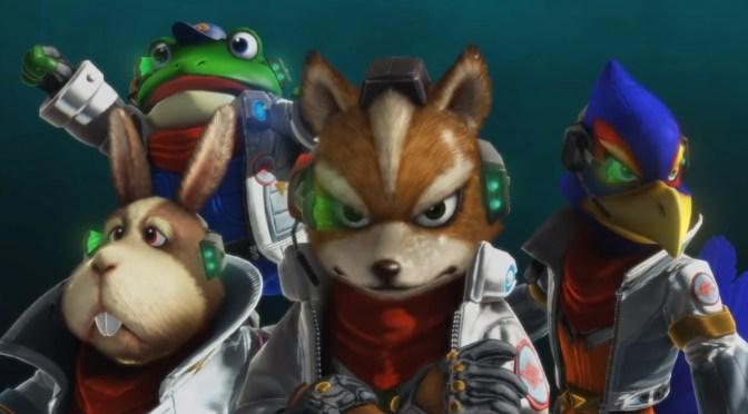 Deja que Fox McCloud te cuente la historia de Star Fox Zero