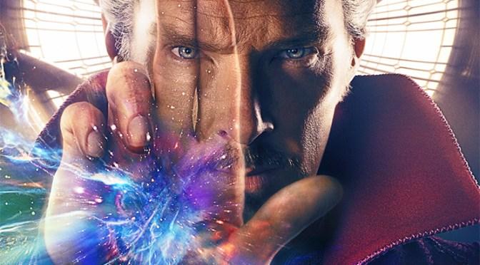 Abran su mente y chéquense el primer tráiler de Doctor Strange