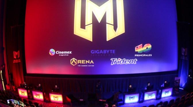 Dale la Bienvenida y conoce la Liga Mexicana de Videojuegos
