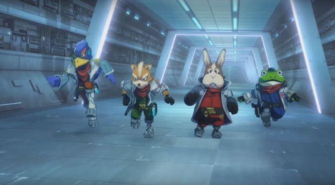Star Fox Zero tendrá un corto animado que se estrena mañana