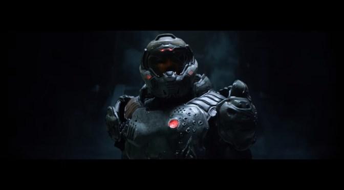 Pelea como demonio en este avance Live Action de Doom