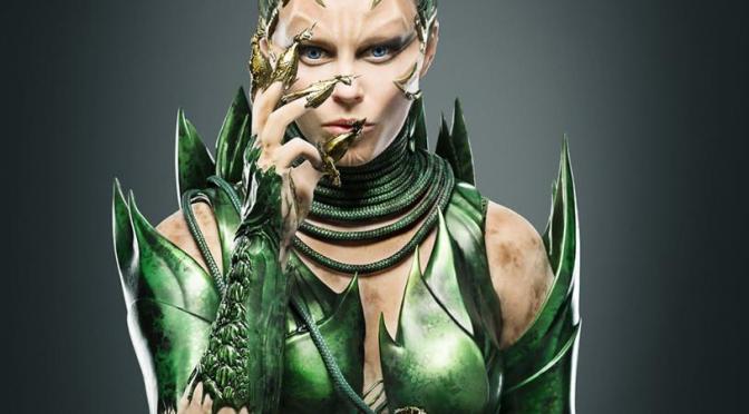 ¡Primer vistazo a Elizabeth Banks como Rita Repulsa en Power Rangers!