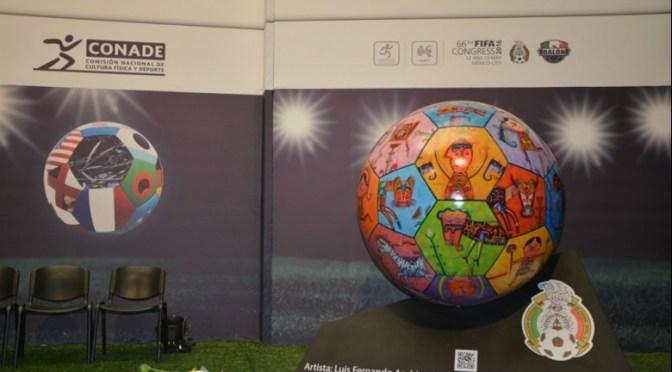 La Ciudad de México sede del 66 Congreso FIFA 2016