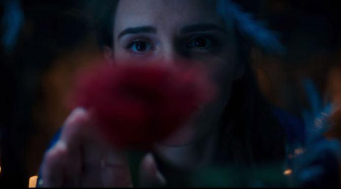 Primer teaser tráiler de La Bella y la Bestia con Emma Watson