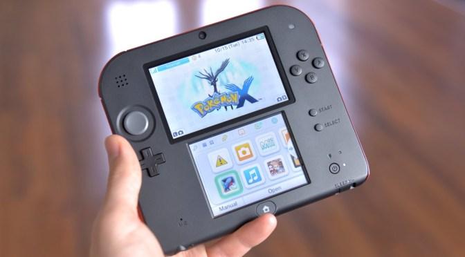 El Nintendo 2DS bajará de precio una vez más