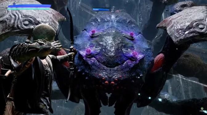 [E3 2016] Scalebound y su gameplay multijugador nos dejó boquiabiertos