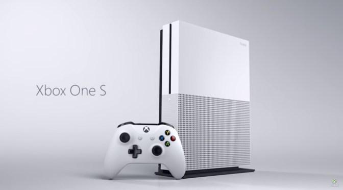 [E3 2016] Presentando la nueva Xbox One S