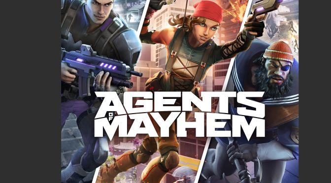 [E3 2016] Hands-on a Agents of Mayhem, lo nuevo de los creadores de Saints Row