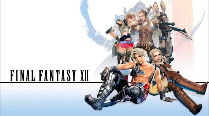 Final Fantasy XII tendrá versión remasterizada en PS4
