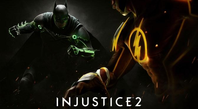 Nuevo tráiler con gameplay de Injustice 2