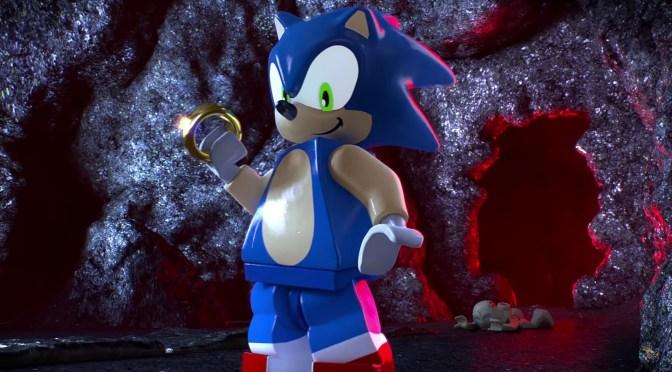LEGO Dimensions añadirá contenido de Sonic The Hedgehog, Hora de Aventura, Gremlins y más