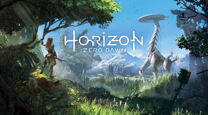 ¡Horizon Zero Dawn ya tiene fecha de lanzamiento!