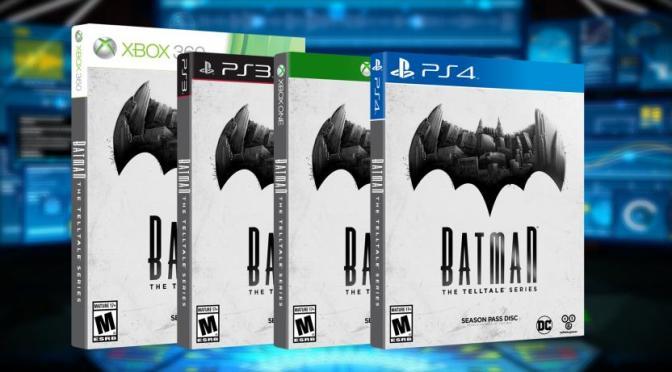 """<span class=""""entry-title-primary"""">Ya hay fecha oficial para el juego Batman: The Telltale Series</span> <span class=""""entry-subtitle"""">¡El caballero de la noche estará de vuelta pronto!</span>"""