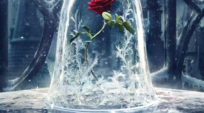 La Bella y la Bestia estrena póster con la rosa encantada