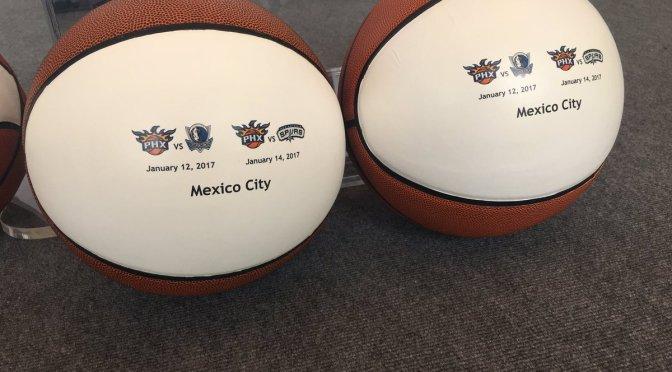 NBA regresa a México con dos juegos de temporada regular