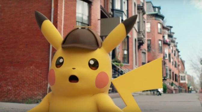 """<span class=""""entry-title-primary"""">¡Tendremos película live-action de Pokémon con Detective Pikachu!</span> <span class=""""entry-subtitle"""">Nadie mejor que Pikachu para resolver misterios</span>"""