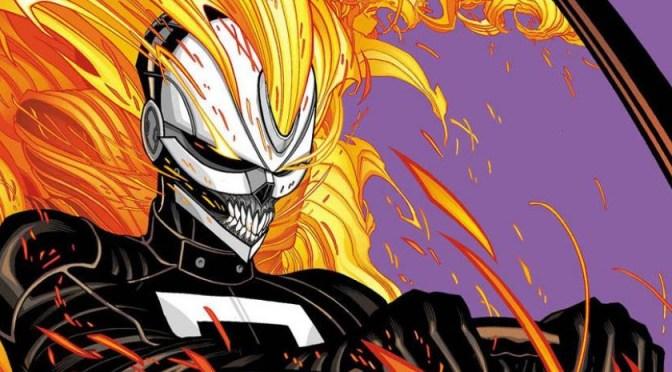 """<span class=""""entry-title-primary"""">Ghost Rider hará su debut en Agents of S.H.I.E.L.D próximamente.</span> <span class=""""entry-subtitle"""">El espíritu de la venganza está de regreso</span>"""