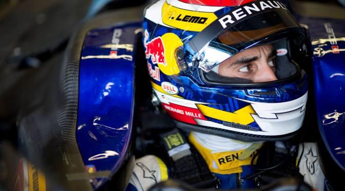 Sebastien Buemi el más rápido en el primer día de pruebas en Donington Park