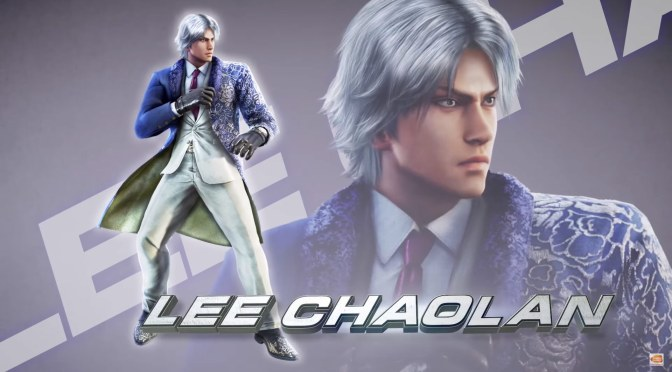 """<span class=""""entry-title-primary"""">Tekken 7 hace acto de presencia en Gamescom, Lee Chaolan entra a escena</span> <span class=""""entry-subtitle"""">¡Y junto con él su alter ego, Violet!</span>"""