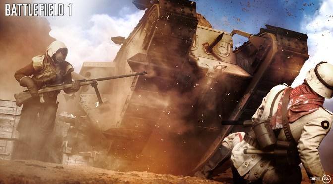 """<span class=""""entry-title-primary"""">La Beta abierta de Battlefield 1 llega el 31 de agosto</span> <span class=""""entry-subtitle"""">Para que le den una probada el multijugador</span>"""