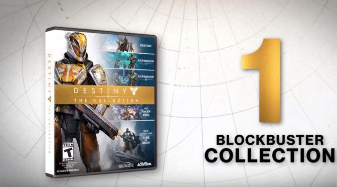 "<span class=""entry-title-primary"">Anuncian Destiny: The Collection con todo el DLC del juego</span> <span class=""entry-subtitle"">Experimenta toda la saga de Destiny</span>"
