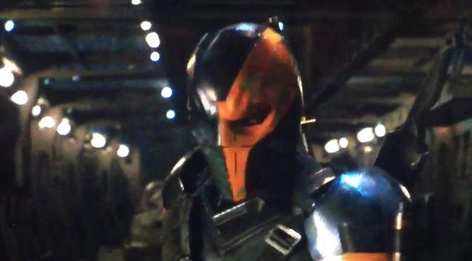 """<span class=""""entry-title-primary"""">¡Deathstroke será el villano principal de la nueva película de Batman!</span> <span class=""""entry-subtitle"""">Batman vs Deathstroke</span>"""