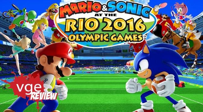 """<span class=""""entry-title-primary"""">[REVIEW] Mario & Sonic at the Rio 2016 Olympic Games</span> <span class=""""entry-subtitle"""">¡La fiebre de los juegos olímpicos ya está aquí!</span>"""