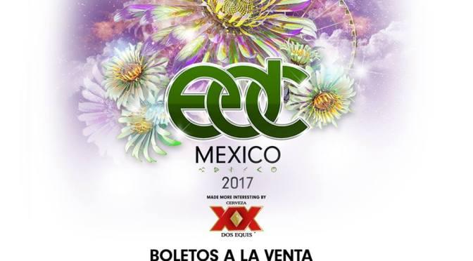 Electric Daisy Carnival México anuncia las fechas de su cuarta edición