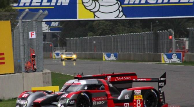 Audi se queda con la pole en las 6 Horas de México