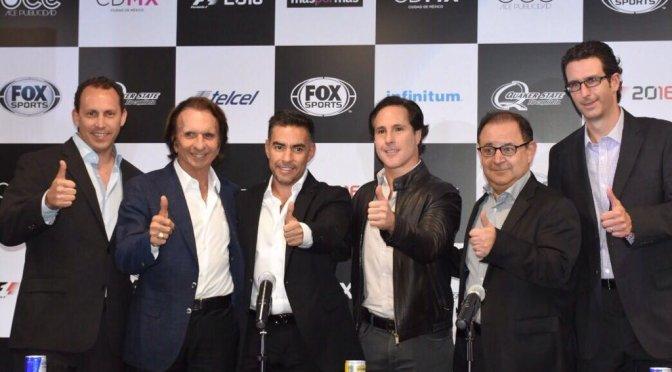 Regresa F1 Fanzone Ciudad de México en su tercera edición