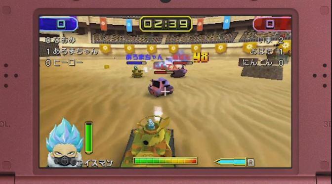 """<span class=""""entry-title-primary"""">Tank Troopers es un nuevo juego multiplayer para el Nintendo 3DS</span> <span class=""""entry-subtitle"""">Todos aborden sus tanques y prepárense para el combate</span>"""