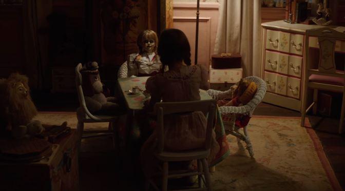 """<span class=""""entry-title-primary"""">La malváda muñeca está de vuelta en el primer trailer de Annabelle 2</span> <span class=""""entry-subtitle"""">Annabelle ya puso su mira en unas huérfanas</span>"""