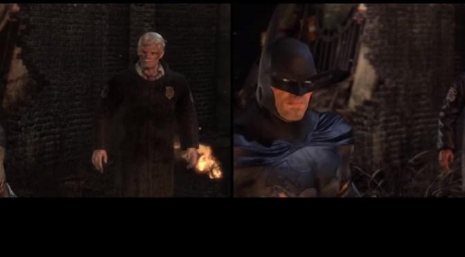 """<span class=""""entry-title-primary"""">Batman: Return to Arkham se ve mejor que las versiones originales</span> <span class=""""entry-subtitle"""">Al menos en el gameplay</span>"""