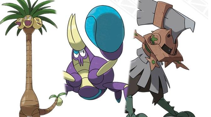 """<span class=""""entry-title-primary"""">Estos son todos los nuevos Pokémon revelados de Pokémon Sun & Moon</span> <span class=""""entry-subtitle"""">Aquí una lista con todos los detalles y características reveladas</span>"""