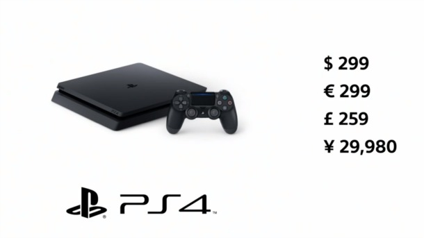 """<span class=""""entry-title-primary"""">Sony hace oficial el PlayStation 4 Slim, su costo y lanzamiento</span> <span class=""""entry-subtitle"""">Sale a la venta el 15 de septiembre</span>"""
