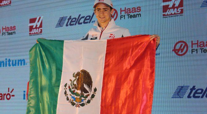 Esteban Gutiérrez espera sumar sus primeros puntos en el Gran Premio de México