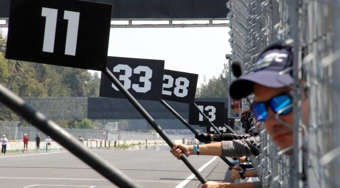 """<span class=""""entry-title-primary"""">Oficiales y personal de apoyo realizan práctica general para el GP de México</span> <span class=""""entry-subtitle"""">Alrededor de 800 personas formaron parte del ejercicio de trabajo en el Autódromo Hermanos Rodríguez</span>"""