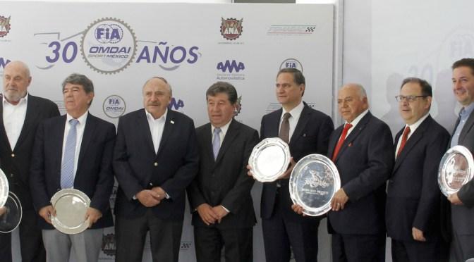 """<span class=""""entry-title-primary"""">OMDAI FIA México conmemora su 30 aniversario con visión de futuro</span> <span class=""""entry-subtitle"""">De cara a retos en automovilismo deportivo, movilidad y seguridad vial</span>"""