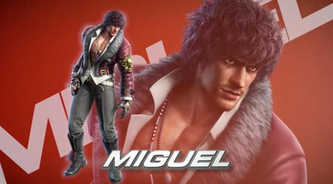 """<span class=""""entry-title-primary"""">Miguel hace su aparición en Tekken 7</span> <span class=""""entry-subtitle"""">¡Y está enojado, muy enojado!</span>"""