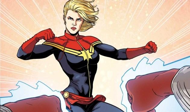 """<span class=""""entry-title-primary"""">Captain Marvel será una historia sobre el origen de este personaje</span> <span class=""""entry-subtitle"""">El inicio de Carol Danvers como heroína</span>"""