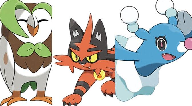 """<span class=""""entry-title-primary"""">Chequen las evoluciones de los starters de Pokémon Sun & Moon y más detalles</span> <span class=""""entry-subtitle"""">¡Habrá demo y podremos obtener a Ash-Greninja!</span>"""