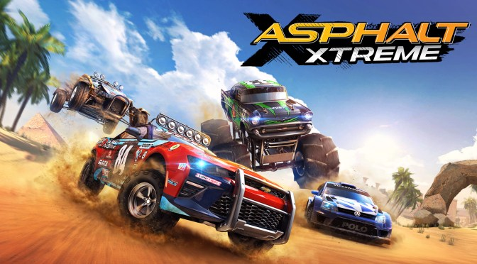 "<span class=""entry-title-primary"">¡Asphalt Xtreme de Gameloft ya está disponible!</span> <span class=""entry-subtitle"">El mundo es tu pista</span>"