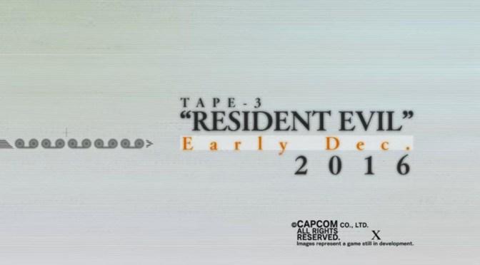 """<span class=""""entry-title-primary"""">Mira los 2 últimos teasers de Resident Evil 7</span> <span class=""""entry-subtitle"""">¡Y un nuevo tráiler anunciado para inicios de diciembre!</span>"""