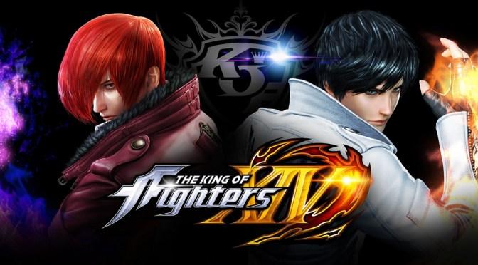 """<span class=""""entry-title-primary"""">The King of Fighters XIV recibirá una actualización gráfica</span> <span class=""""entry-subtitle"""">¡Y en verdad luce muy diferente!</span>"""