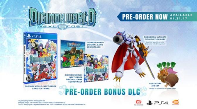 """<span class=""""entry-title-primary"""">¡Ya hay fecha de lanzamiento para Digimon World: Next Order!</span> <span class=""""entry-subtitle"""">¡Y un nuevo tráiler también!</span>"""