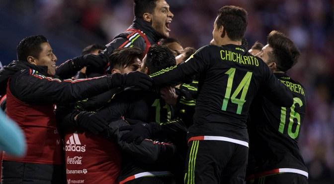 México arrancó con victoria en el Hexagonal de CONCACAF
