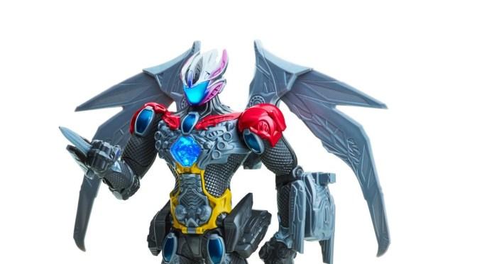"""<span class=""""entry-title-primary"""">Así se verá el nuevo Megazord de Power Rangers</span> <span class=""""entry-subtitle"""">El clásico robot también ha cambiado</span>"""